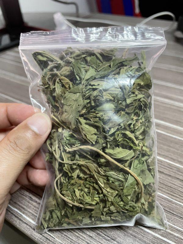 ชา ชง
